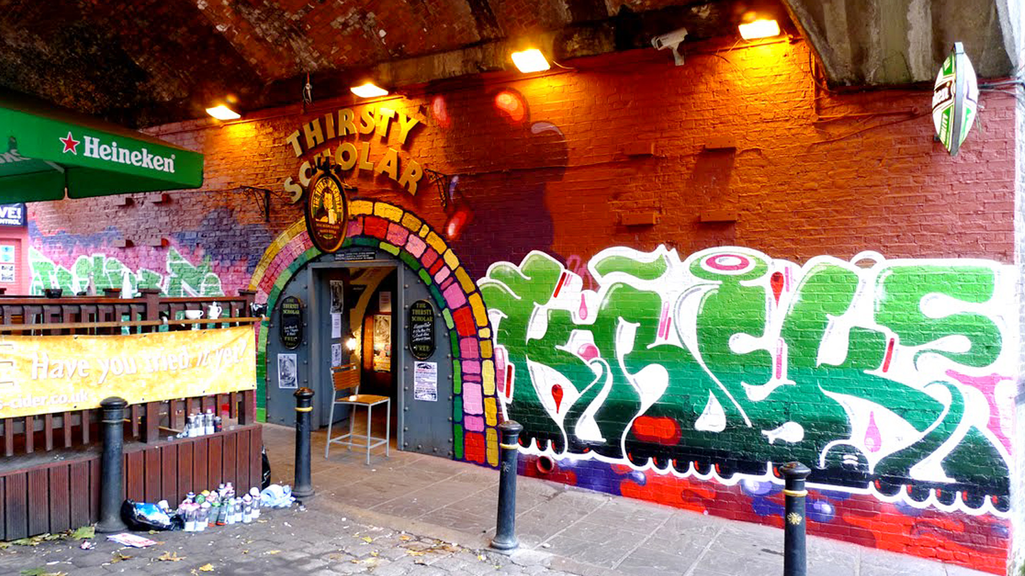graffiti commission-onek-thirsty scholar manchester