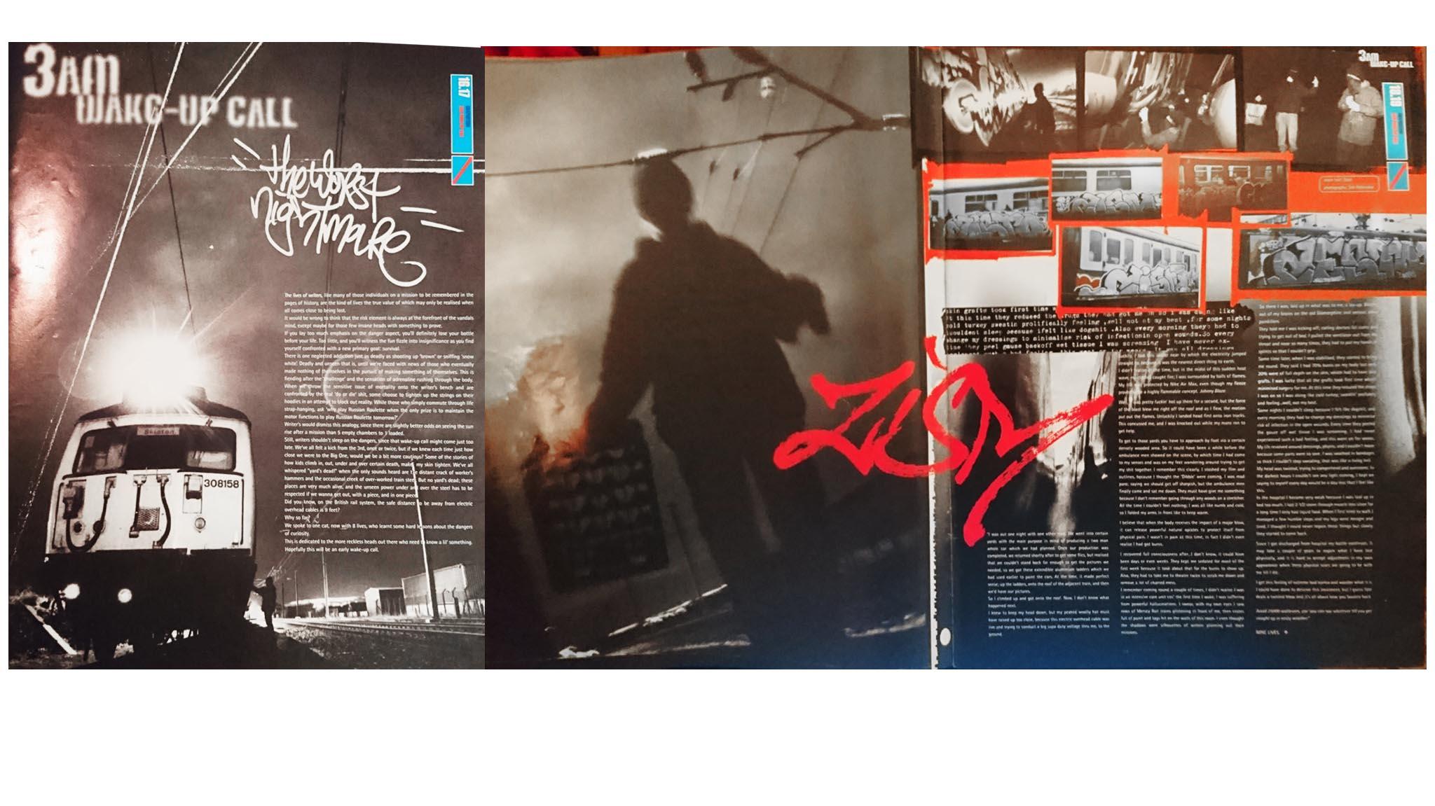 onek- graphotism magazine