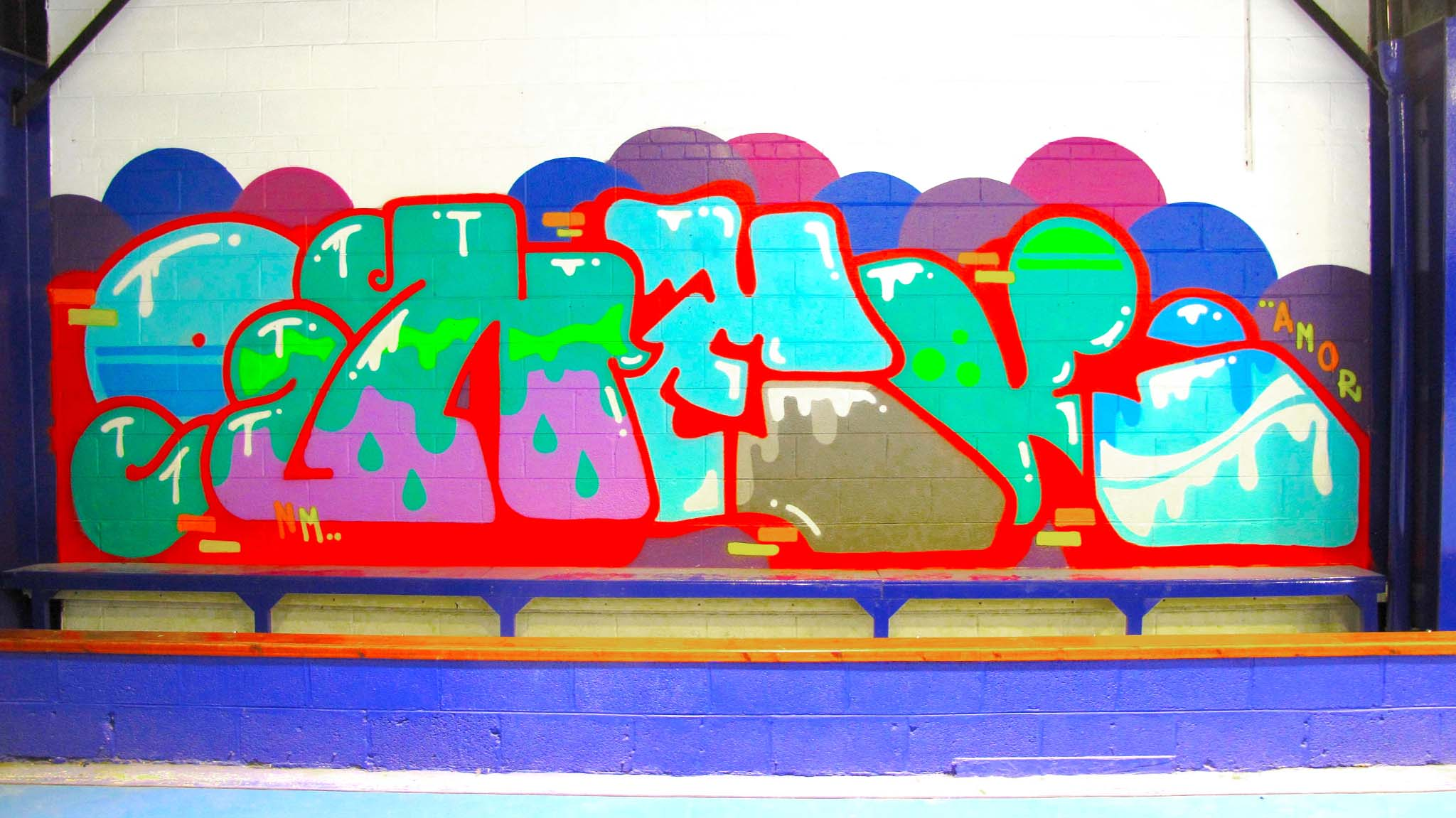 onek nm graffiti commission