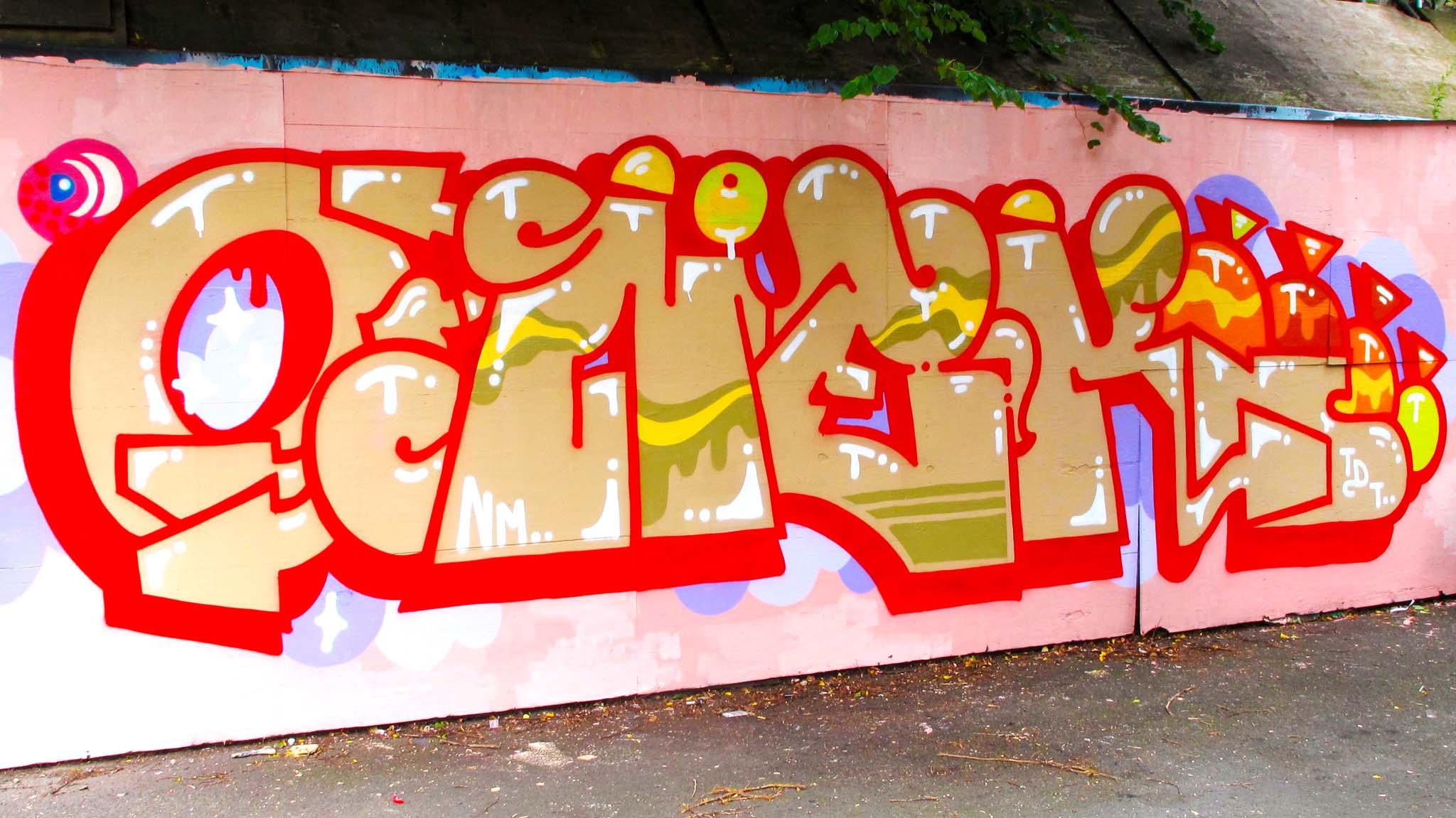 onek nm graffitti manchester