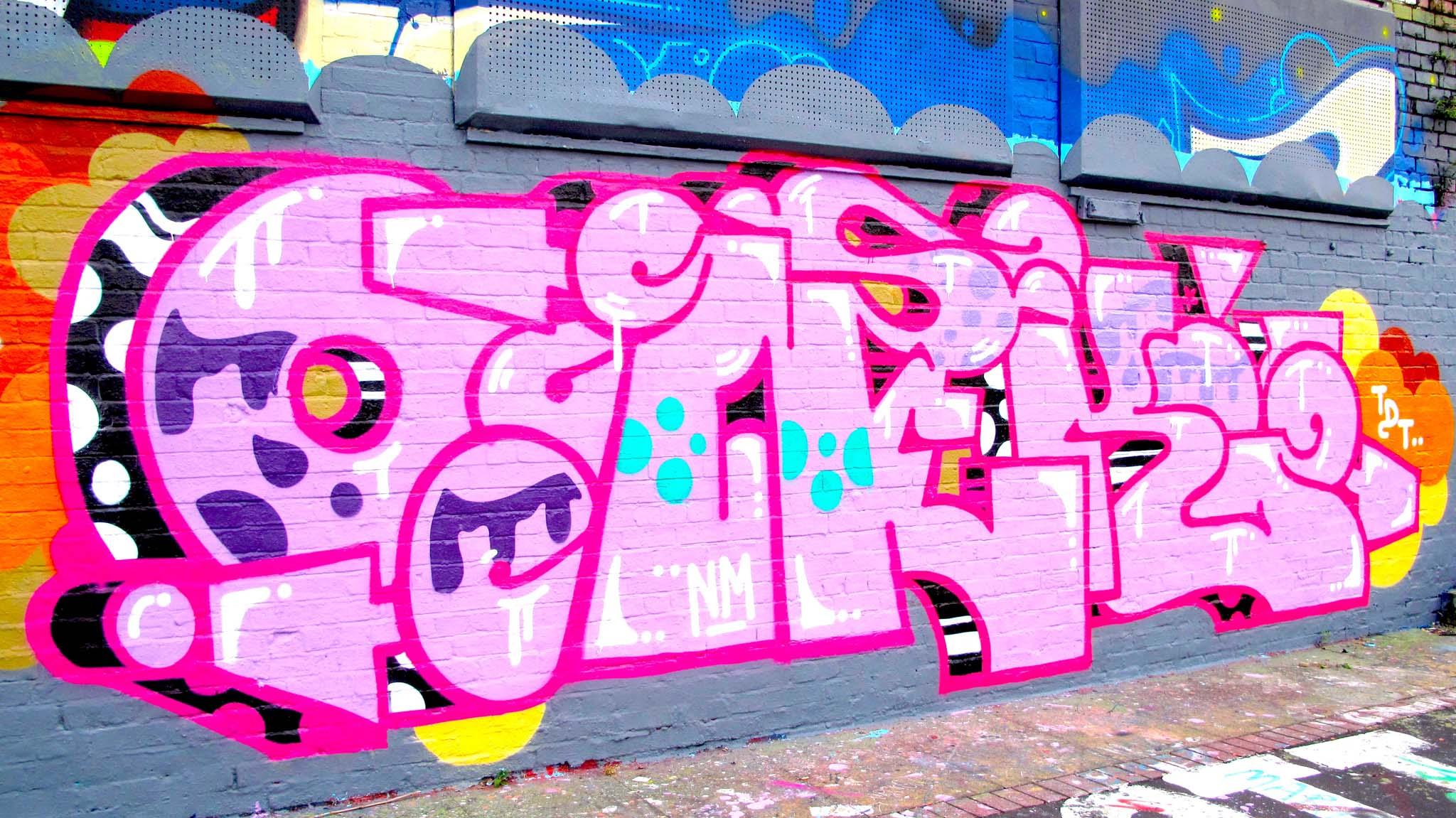 onek nm graffitti salford