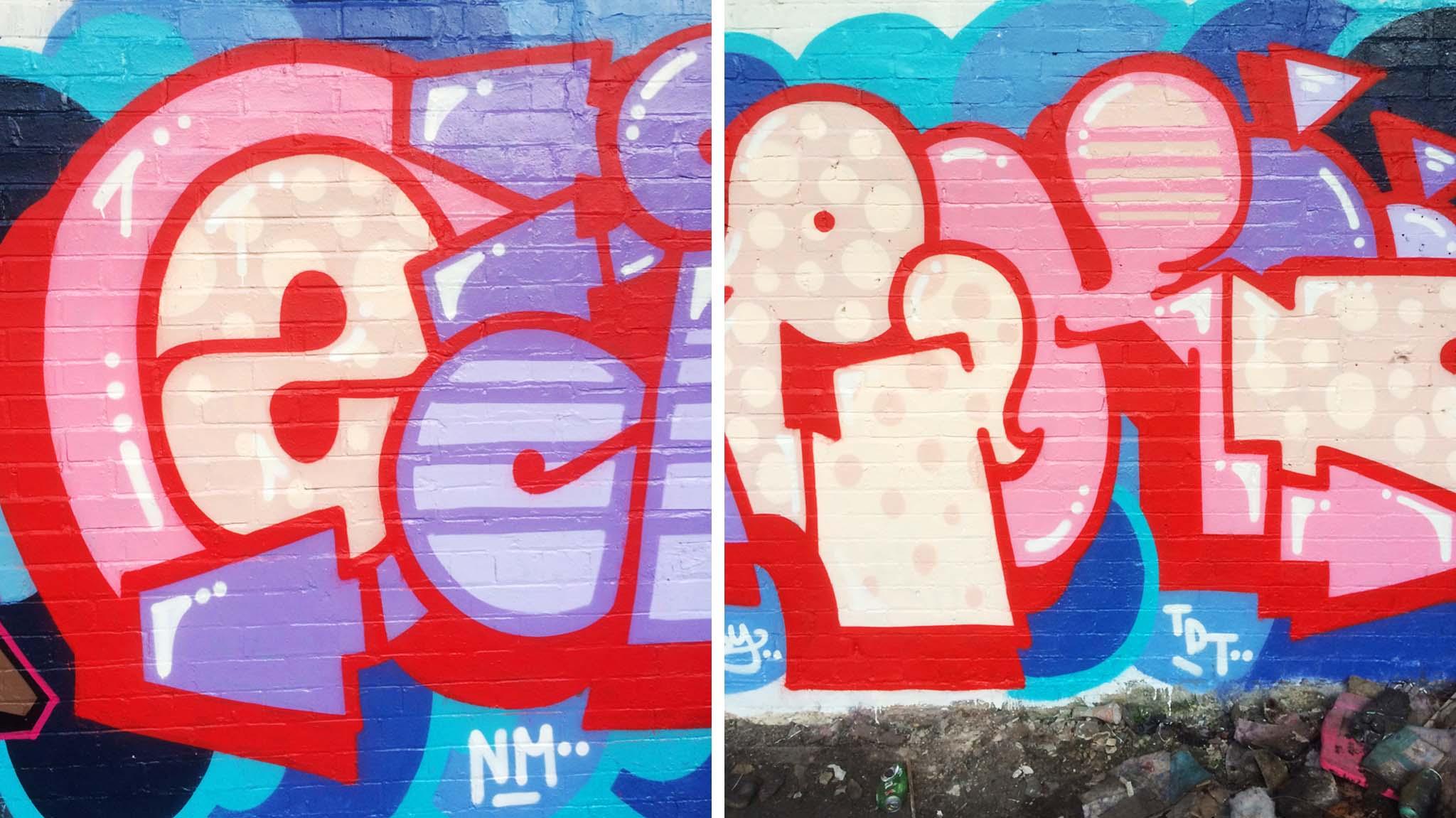 onek nm graffitti